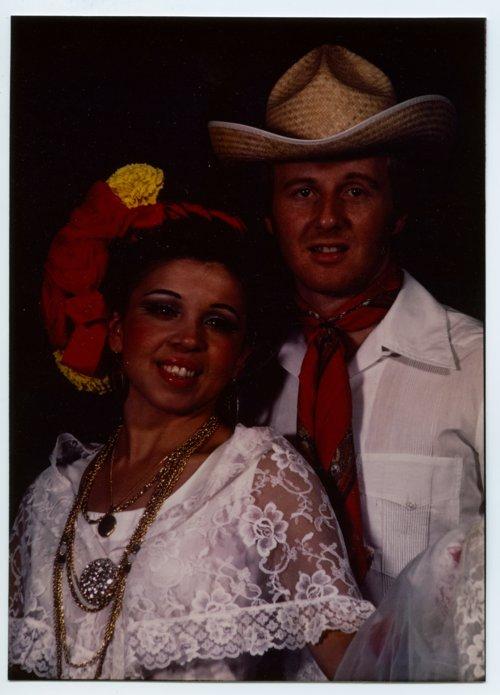 Ana Rodriguez and Bob Ahrens in Topeka, Kansas - Page