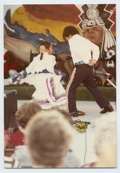 Valerie Escobar and Dominic Escobar at Fiesta in Topeka, Kansas - Page