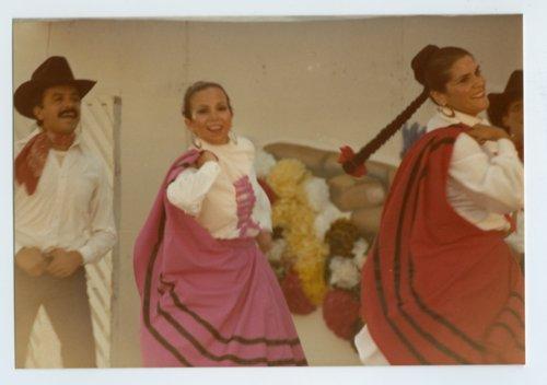 Emilio Rivas, Mary Lou Escobar, and Loysa Guttierez in Topeka, Kansas - Page
