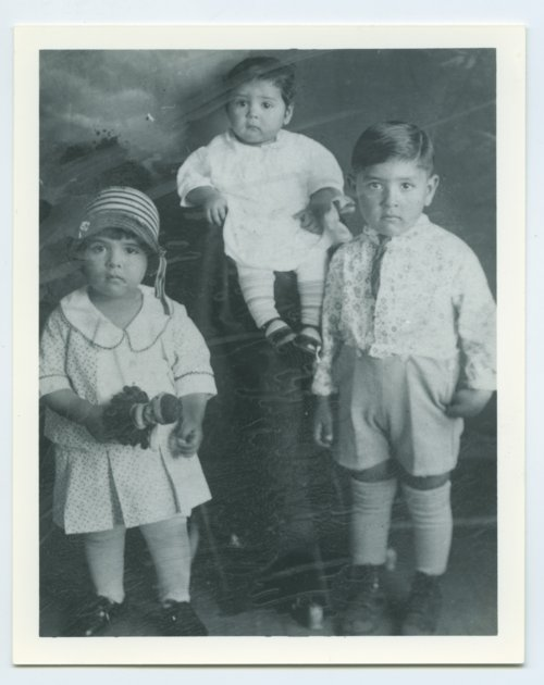Vera Ramos, Beatrice Ramos, and Benny Ramos in Topeka, Kansas - Page