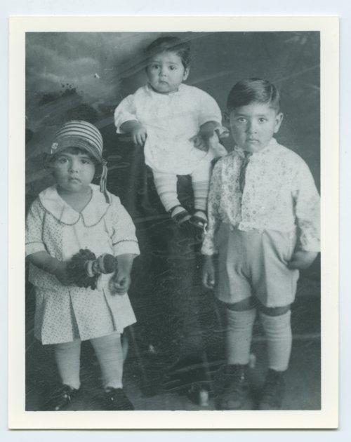 Vera Ramos, Beatrice Ramos, and Benny Ramos in Topeka, Kansas - Page