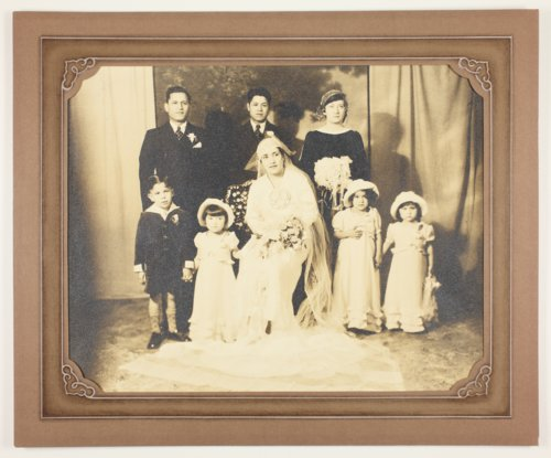 Wedding of Atanacio M Corona to Josefina Gonzalez, Topeka, Kansas - Page