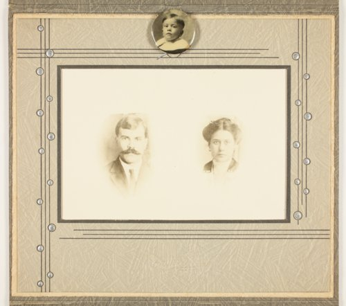 Jose and Angelina Alcala and their son Abel, Topeka, Kansas - Page