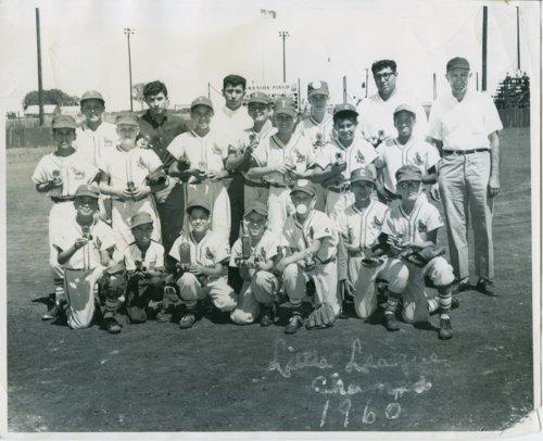 Little League baseball team, Topeka, Kansas - Page