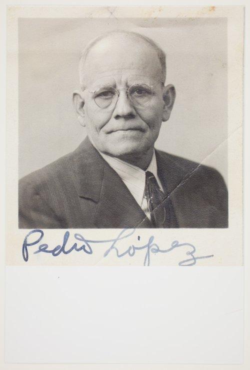 Pedro Lopez - Page