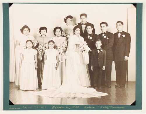 "Socorro ""Mimi"" Lopez  and Gabino ""Gabby"" Guerreros' wedding - Page"