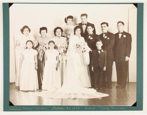 "Socorro ""Mimi"" Lopez  and Gabino ""Gabby"" Guerreros' wedding - Page"