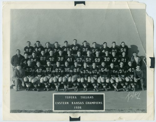 Topeka High School football team in Topeka, Kansas - Page
