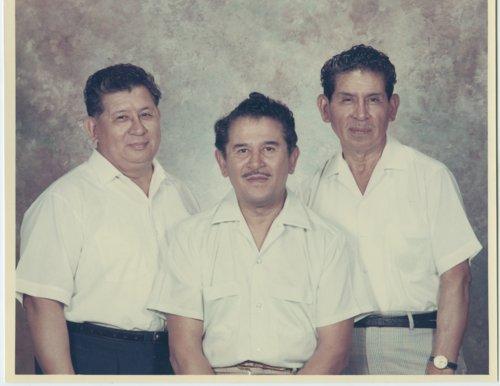Hebry Corona, John Corona and Manuel Corona - Page