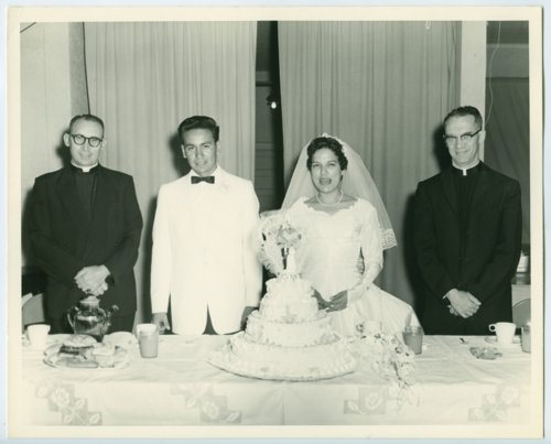 Wedding of Mary Ramirez and Angel Valdivia at Our Lady of Guadalupe Catholic Church in Topeka, Kansas - Page