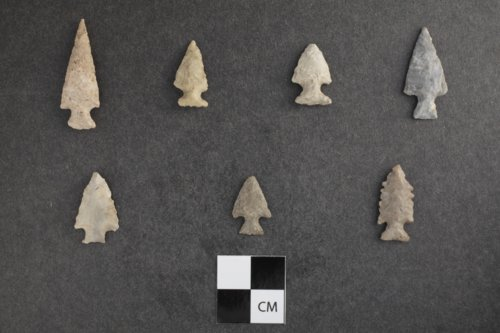 Scallorn Projectile Points - Page
