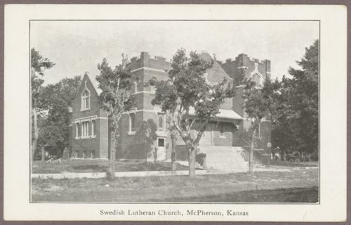 Swedish Lutheran Church, McPherson, Kansas - Page