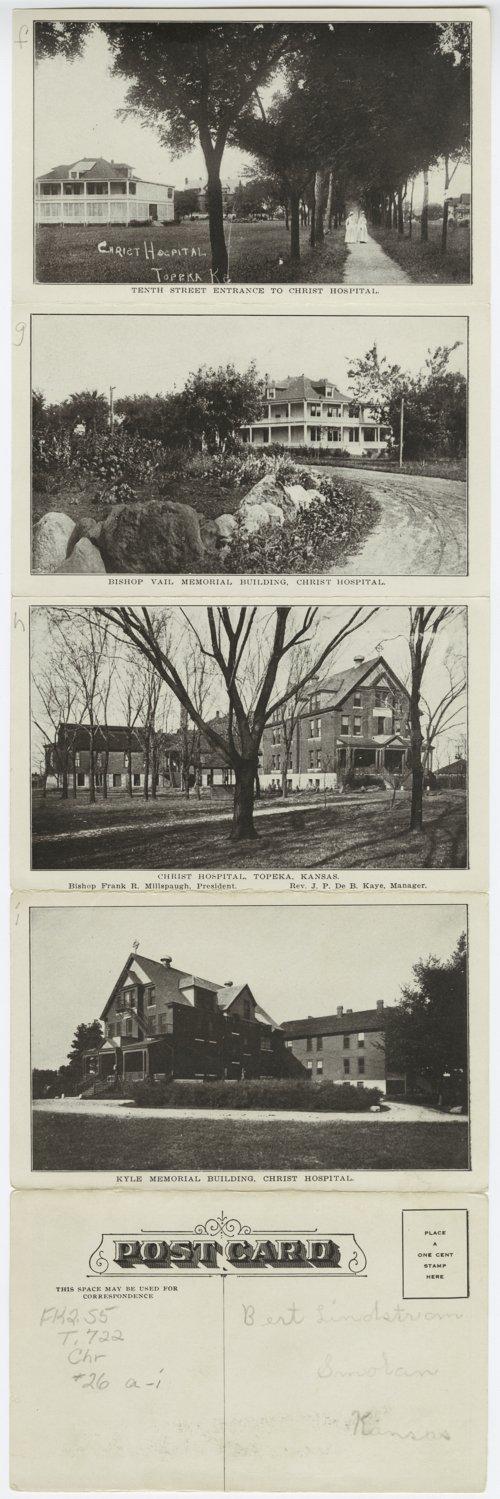 Christ Hospital in Topeka, Kansas - Page