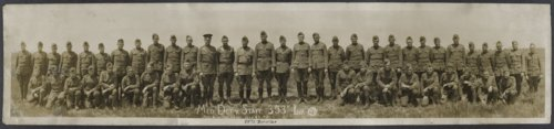 89th Division, 353th Infantry Medical Detachment and staff - Page