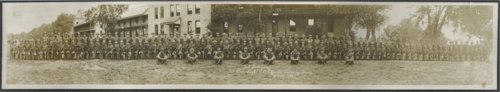6th Company, 14th Provisional Regiment, U. S. Officers' Training Camp at Fort Riley, Kansas - Page
