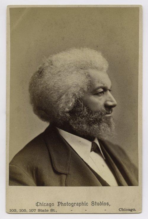 Frederick Douglass 1868