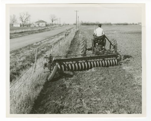 Krause disc plow, Reno County, Kansas - Page
