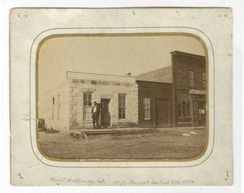 Hays Sentinel building, Hays, Kansas - Page