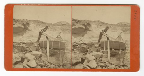Stone Quarry, Larned, Kansas - Page