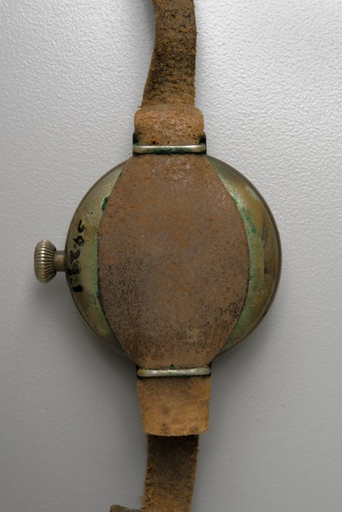 World War I-era wristwatch - Page