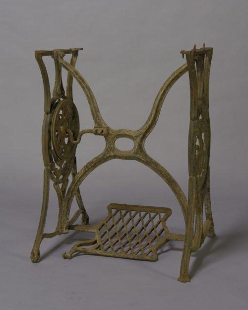 Treadle Sewing Machine Base - Page