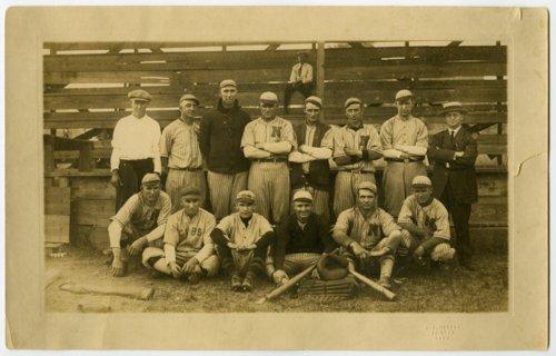 Baseball team in Newton, Kansas - Page