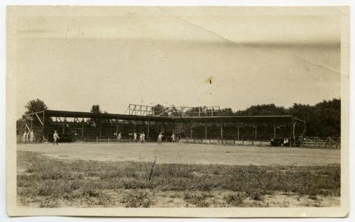 Baseball players in Newton, Kansas - Page