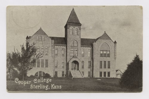 Cooper College in Sterling, Kansas - Page
