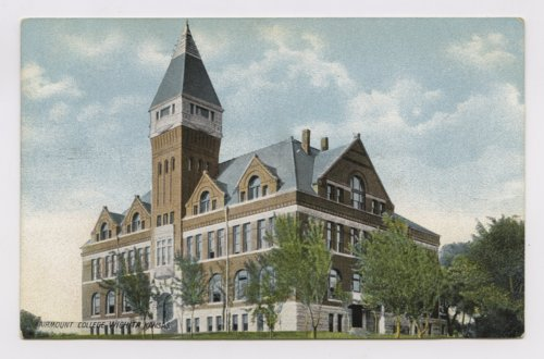 Postcard, Wichita State University, Wichita, Kansas