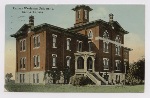 Lockwood Hall, Kansas Wesleyan University, Salina, Kansas