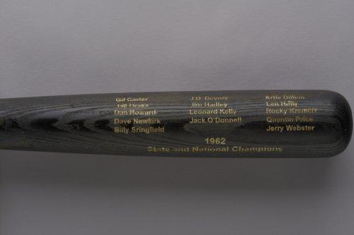 1962 Wichita Dreamliners baseball bat - Page