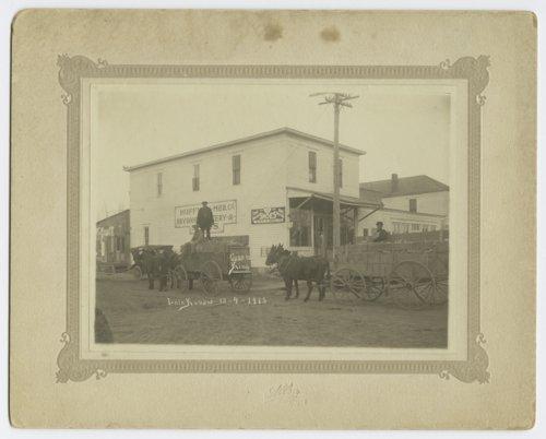 Huffman Mercantile Company, Ionia, Kansas - Page