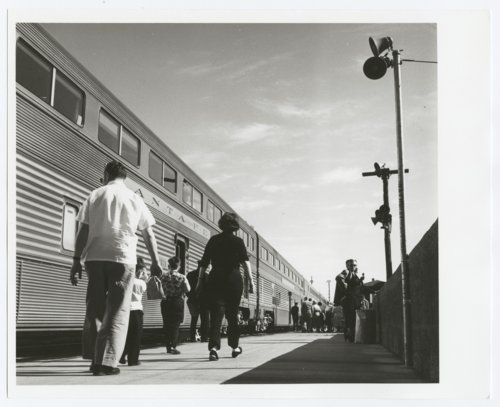 Atchison, Topeka & Santa Fe Railway Company passenger cars - Page