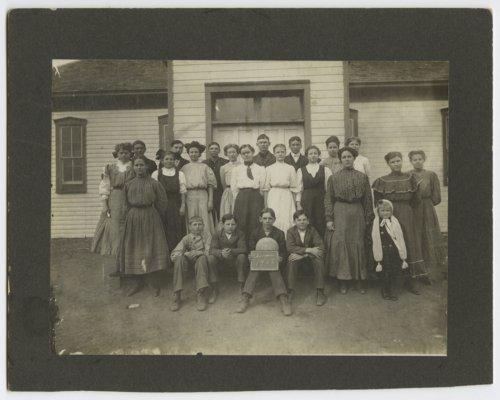 Huntsville school, Reno County, Kansas - Page
