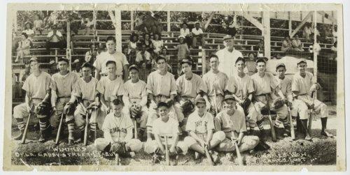 Whiz Kids baseball team in Baxter Springs, Kansas - Page