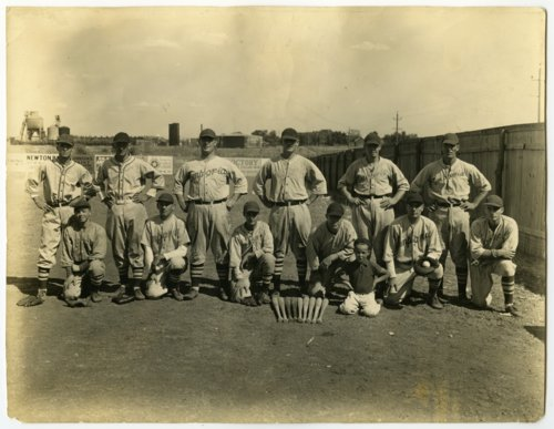 Baseball team in Emporia, Kansas - Page