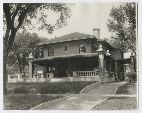 David W. Mulvane home, Topeka, Kansas - Page