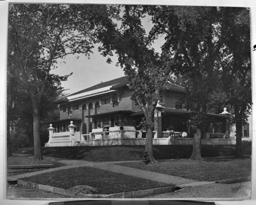 David W. Mulvane home, Topeka, Kansas - Page