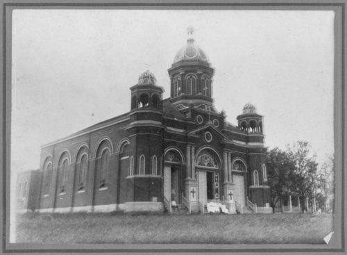St. Patrick's Catholic Church, Emerald, Kansas - Page