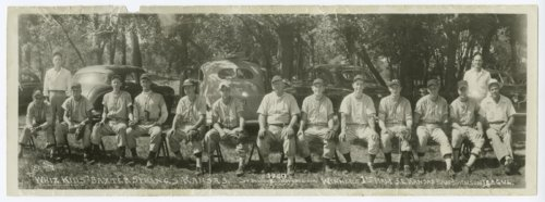 Whiz Kids baseball team in Baxter Springs, Kansas - Page