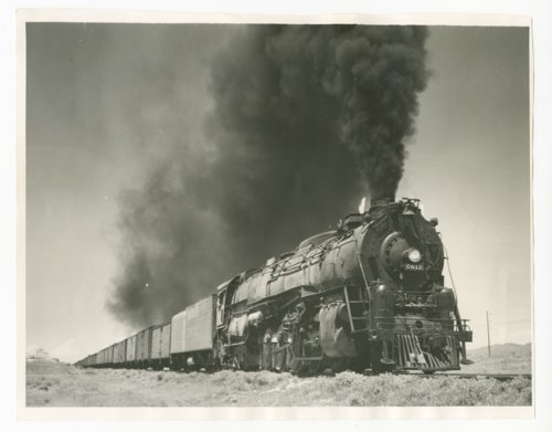Atchison, Topeka and Santa Fe Railway's steam locomotive 5012 - Page