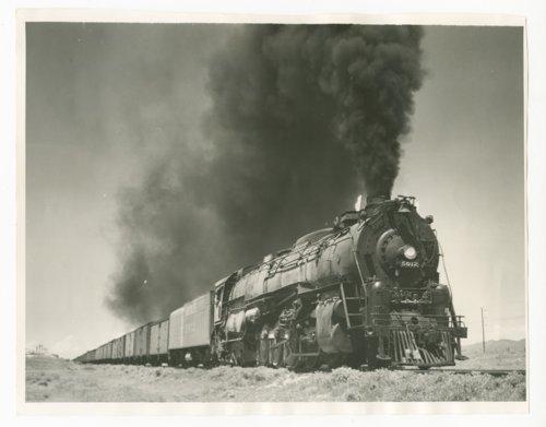 Atchison, Topeka & Santa Fe Railway's steam locomotive 5012 - Page