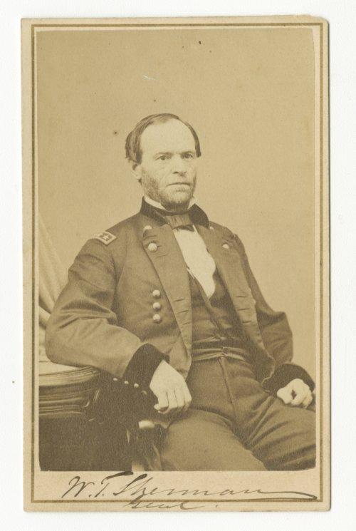 William Tecumseh Sherman - Page