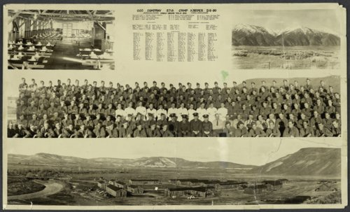 Camp Harper, a Civilian Conservation Corps Company - Page