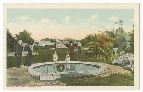 Gage Park in Topeka, Kansas - Page