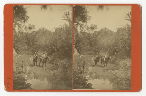 Views of Walnut Creek in Rush County, Kansas - Page