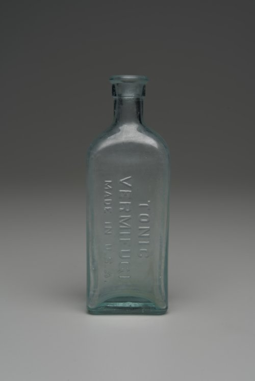 Dr. D. Jayne's Tonic Vermifuge bottle - Page