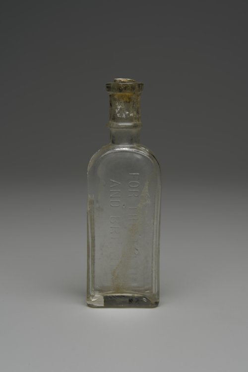 Van Buskirk's Fragrant Sozodont Bottle - Page