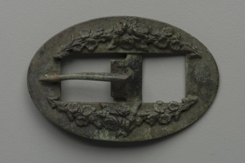 Buckle from the Canville Trading Post - Page