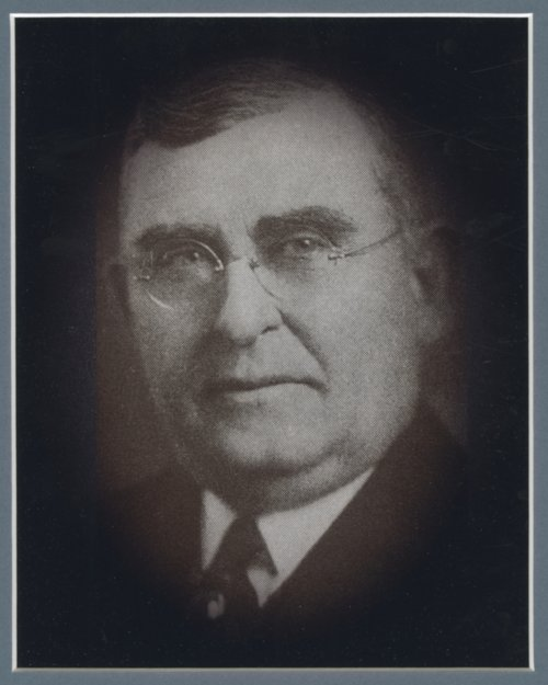 Lewis T. Hussey - Page